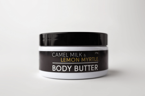 Camel Milk Body Butter 275g